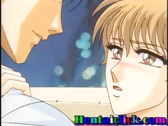 lil anime gay sucked and seduced
