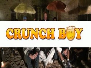 crunchboy et bareback gay video