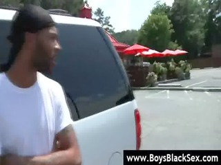 black gay men deep arse copulate - blacksonboys 07