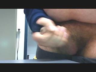 my hairy dig - masturbation and cumshots
