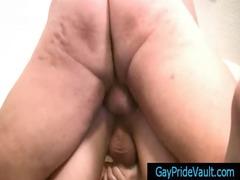 twink licking gay bear with banged nipple gay