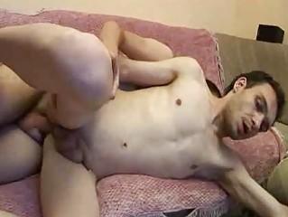 risky gay porn bukkake