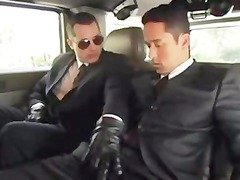 extremely impressive chauffeur!