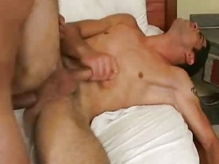 gay latina initial moment facial