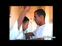 yussef and fahrid arab gay drill