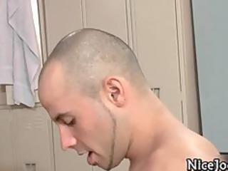 incredible gay jocks drilling and licking part5
