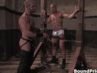 extreme tough gay bdsm video clip part5