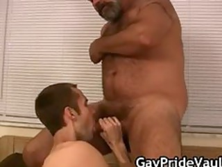 hairy gay bear drilling sext part5