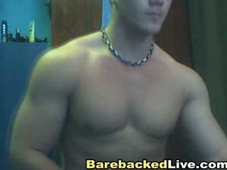beautiful muscled gay web performance