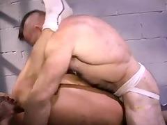 hawt muscle mates fucking