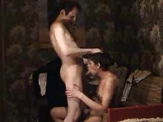 gay daddy gets nude and obtains his knob sucked
