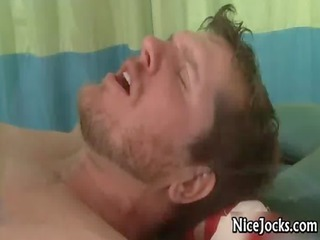 these super jocks like to lick gay video