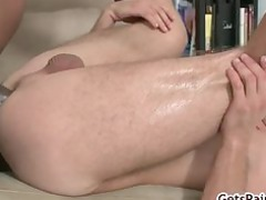 hanz riding fucking big brown libido part4