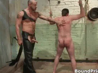 unmerciful gay men into extreme gay bdsm part1