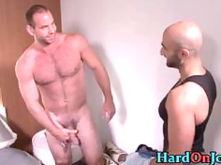 bushy hunk obtains his hairy arse fucked part5