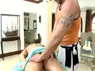 muscular gay intimate massage