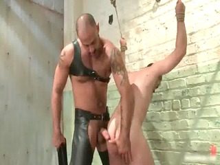 hardcore gay dudes inside extreme gay bdsm gay men