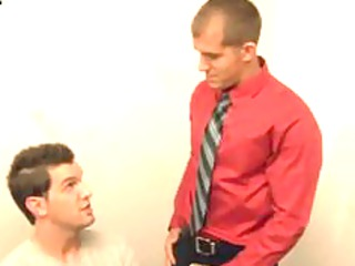 gay prisoner own his idiot drilled