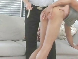 hunky gay dude obtains spanked and whipped fine