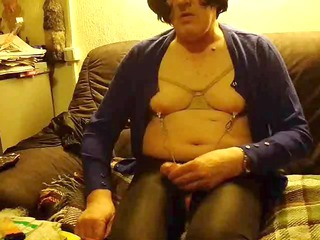 cd breast pain and cum out