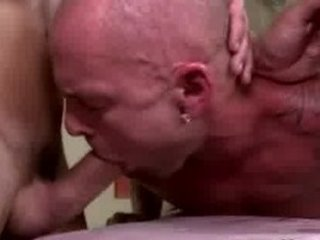 gay straight oil massage dick licking