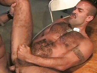 mike cruz and max schulter inside horny gay deed