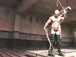extreme unmerciful gay bdsm video clip part5