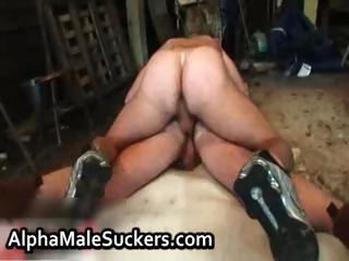 enormously naughty gay dudes drilling part4