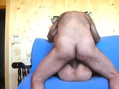 an astonishing view of some bareback fucking!