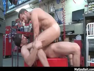 dominating dicks - gay sex 3