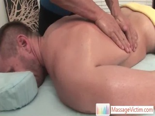 park wiley takes the massage of his life gay porn