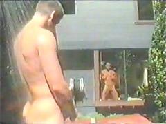 balcony - shower