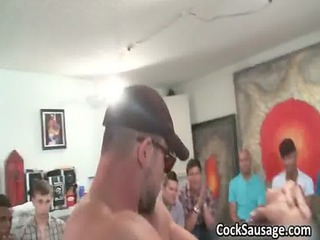 bunch  of awesome and slutty fuckers lick libido