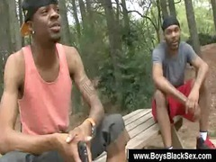 blacksonboys - black men gay unmerciful fuck 14