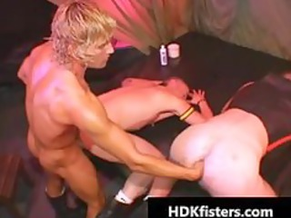 extreme gay fisting three people fuck videos part4