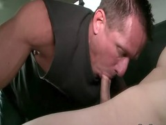dolf straighty deceived by cock sucking