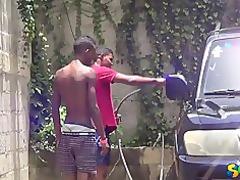 naughty morning inside africa