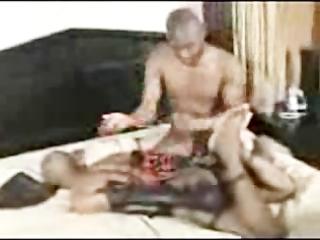 ebony gay bondage 4