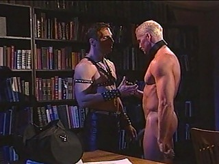 super leather sensation obsess with muscled gay