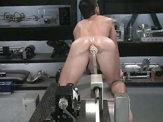 dirty gay man devices his gaping idiot