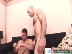 adam russo obtains bushy anus banged gay video