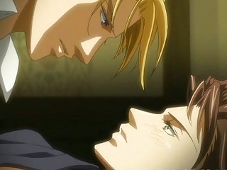 anime gay having butt fuck deed with his boy