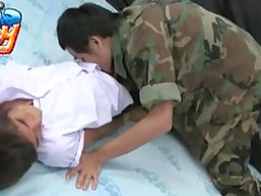 schoolboy and military twinks dirty enjoy
