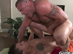 good man acquires superb gay rub 9 by gotrub part1