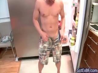 asian gay guy jerking his jizzster gay guys