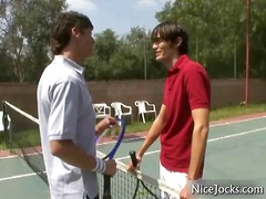 after tennis copulate and lick part3