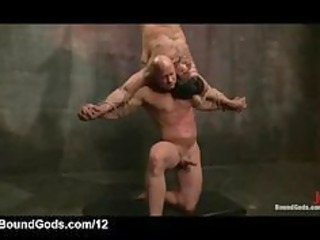 bound gays head to head shocked and flogged