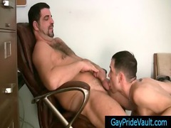 bear obtaining his gay tube sucked uneasy by