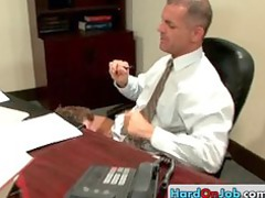libido licking action in the workplace part5