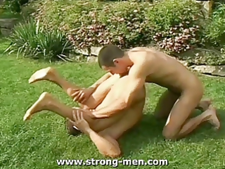 gay rimming hunks